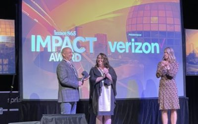 NellOne CEO Receives Impact Award